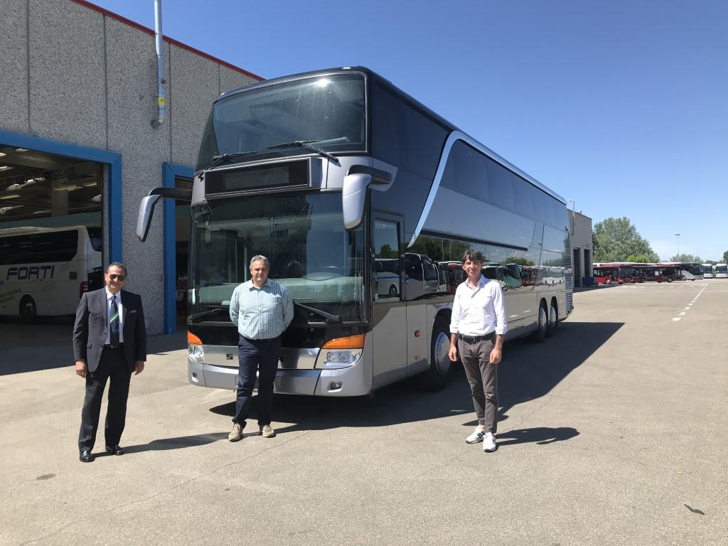 SAIS Autolinee - consegna del 30/6/21
